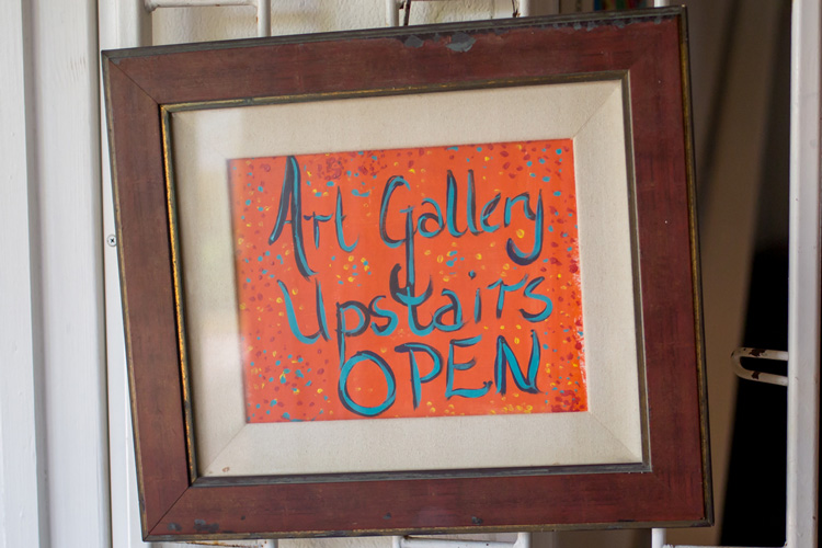Art Gallery open at Champers Restaurant